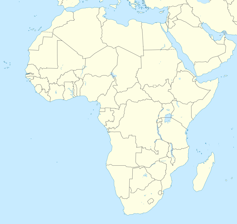 Find the African Countries Quiz   By Beast_mode54