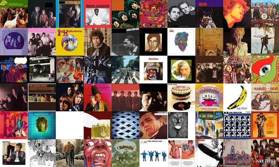 60's Album Collage (Picture Click) Quiz - By CCCP
