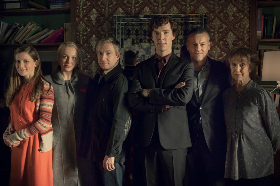 Sherlock Characters Quiz - By Nietos