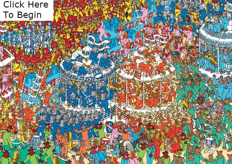 photo about Where's Waldo Printable referred to as Wheres Waldo? (Clickable Imagine) Quiz - By means of Stanford0008