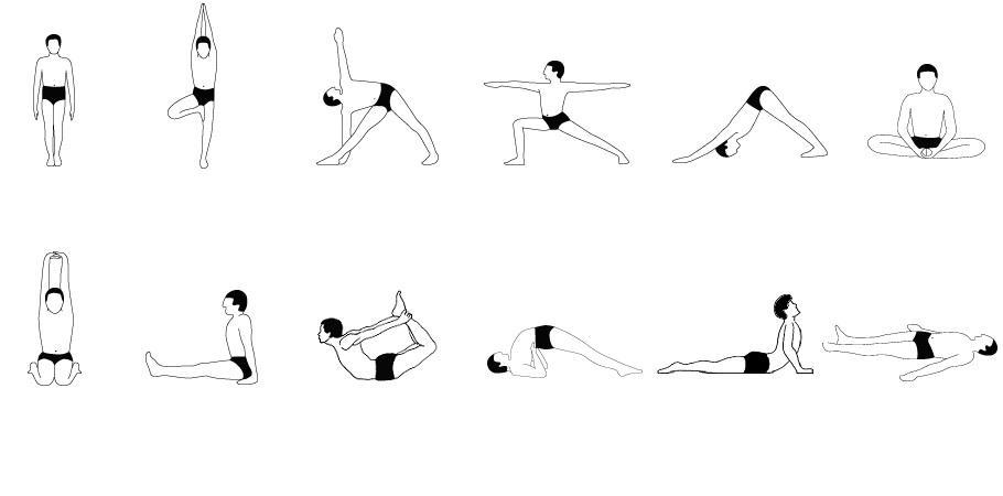 Click The Yoga Poses Quiz