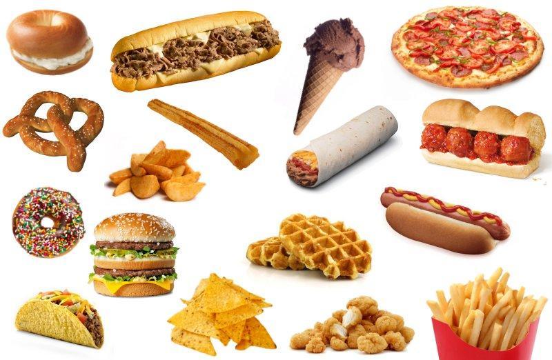 Find That Junk Food! Quiz