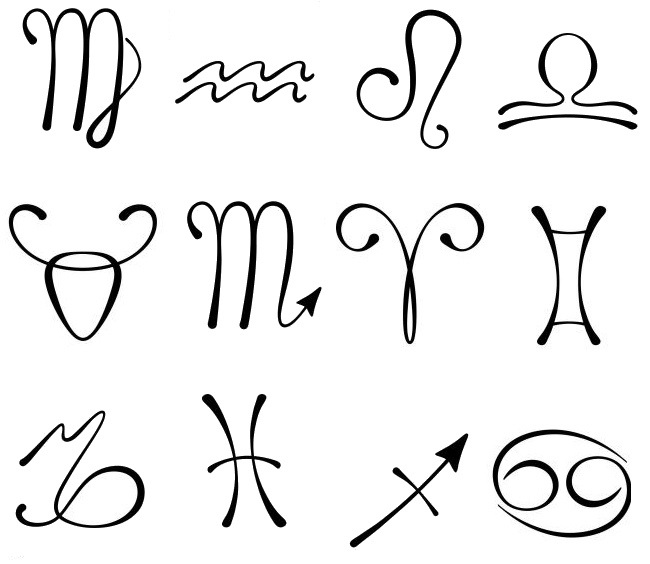 Click the Zodiac Symbol Quiz