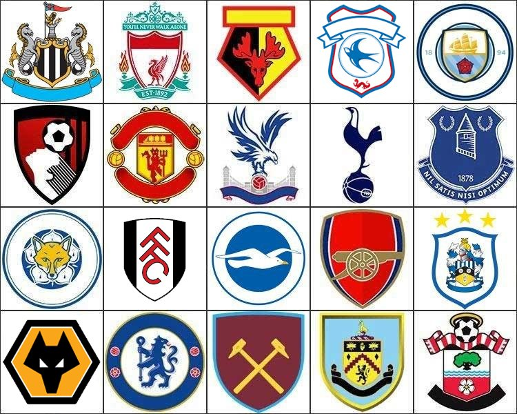 Guess The Soccer Team Logo Quiz By Ivan9