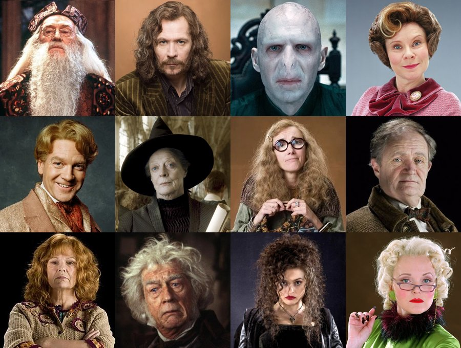 Harry Potter Characters at the Oscars Quiz