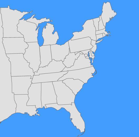 13 Colonies Picture Click Quiz