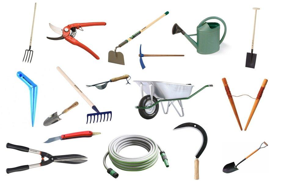Garden Tools Quiz