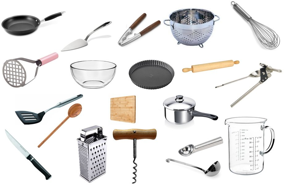 Pick The Kitchen Utensil Quiz