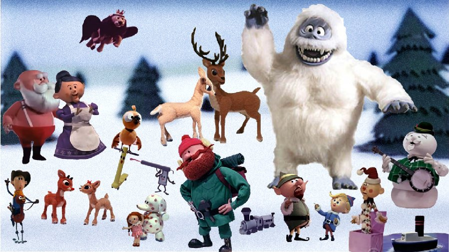 The Best Rudolph The Red Nosed Reindeer Film