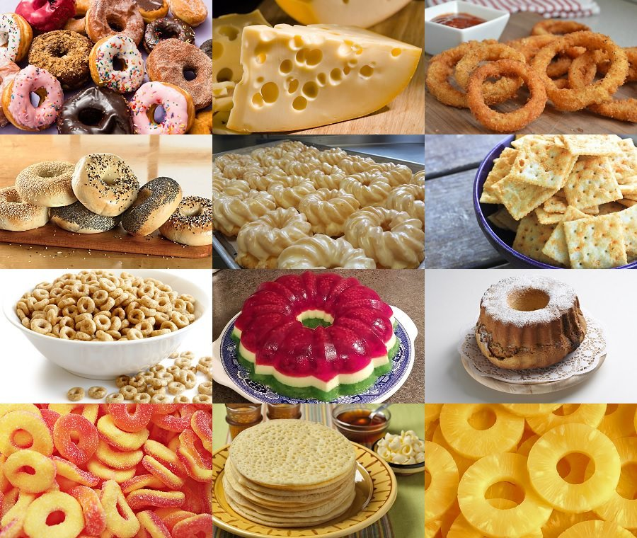 Find the Hole Foods Quiz