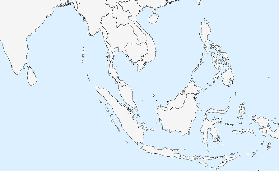 Map Quiz Of Southeast Asia.Seas Of Southeast Asia Quiz