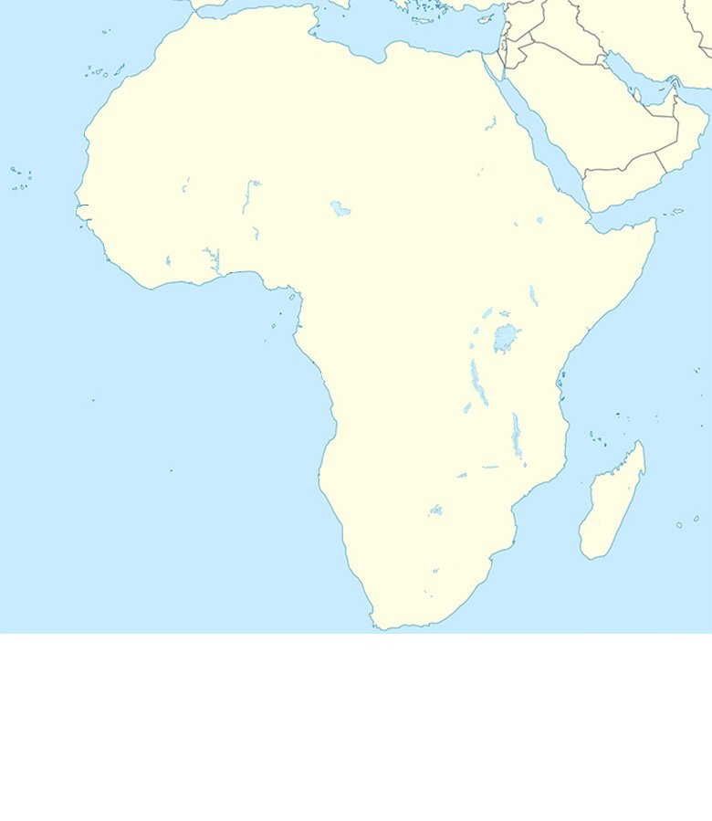 Map Of Africa Quiz Sporcle.Let S Draw The African Borders Quiz