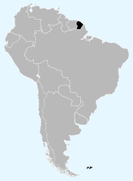 South America Population Map Crawl Quiz